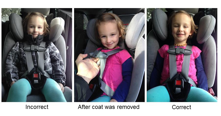 Полезно За безопасното пътуване на децата през зимата